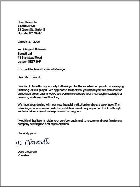 Proper Letter Format mailing for formal business letter DIxie Cleveralle