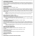 resume examples for certified nursing assistant