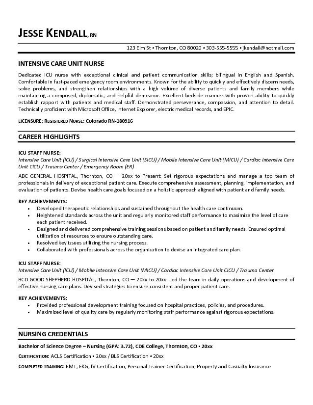 Samplebusinessresume.com/wp Content/uploads/2016/0...  Cna Resume Examples With Experience