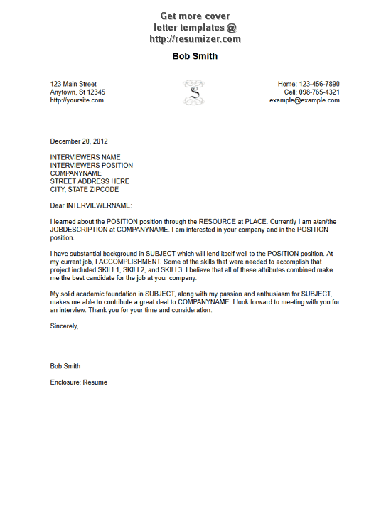 Template Cover Letter Download Teaching Job Freeword Nsgmxs on