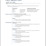 google docs student resume template google docs resume template 2015