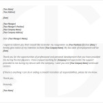 2 weeks notice pdf 2 Weeks Notice Template PDF