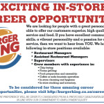 burger king printable application 2016
