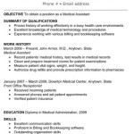Free Resume Samples 2015 Medical Assistant Resume 2016