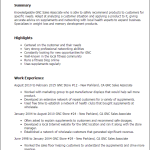 gnc sales associate resume templates and sales rep skills for resume - Clothing Sales Resume