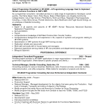 Good Resume Summary Examples Resume Examples Qualifications Summary