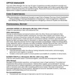 Office Manager Resume Examples office manager resume skills by catherine lightfoot