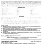 Powerful Resume Samples Resume Examples 2014 college by john doe