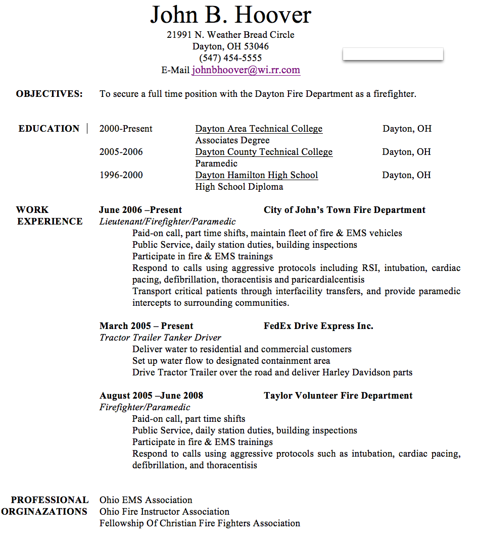 10 Resume Examples 2014 - SampleBusinessResume.com ...