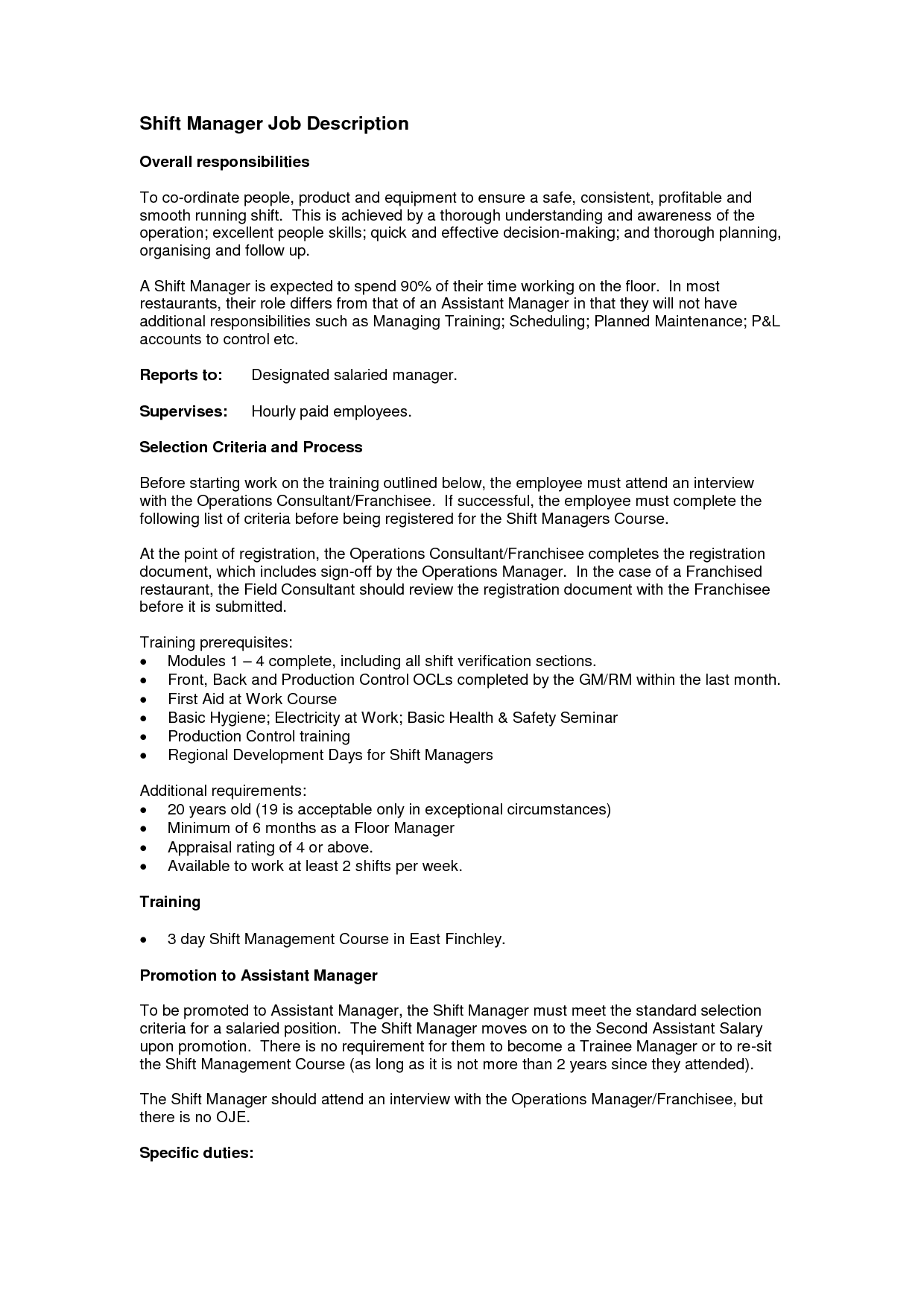 best cover letter for job application