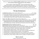Strong Data Resume Objectives Examples 2016 Sample resume skills example
