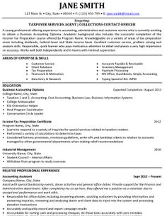 accounting resume objective Best Accounting Resume Templates jane smith