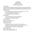 advertising sales resume example resume objectives for warehouse positions by jacob hyland