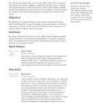 bankteller resume example resume with no experience and Skills of a Bank Teller