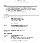 barista resume sample barista job description resume samples by claire freierman