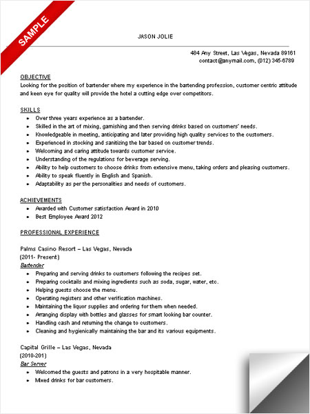 SampleBusinessResume.com - Page 30 of 37 - Business Resume ...