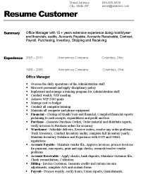 before office manager resume Sample Office Manager Resume office manager resume sample