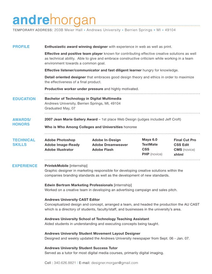 Resume fonts reddit