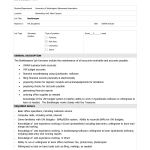 bookkeeper job description pdf