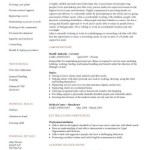 care assistant cv personal care assistant job description for resume by john stevens