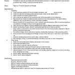 cashier job description resume cashier job description for resume