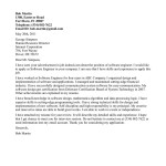 cover letter for internship mechanical engineering Cover Letter Examples Engineering Internship sample bob martin