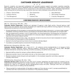 customer service resume examples 2015 Sample Resume for Customer Service Manager jesse kendall