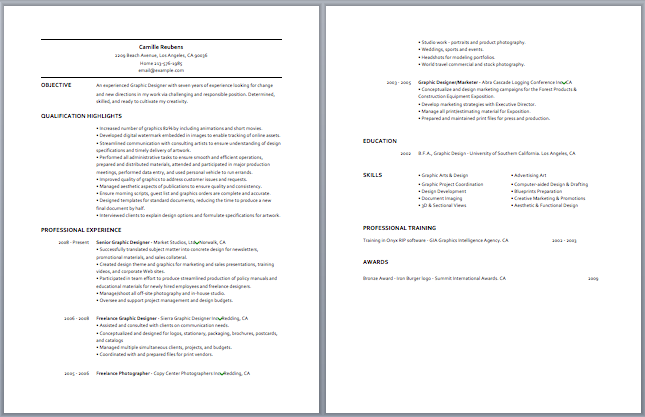 ... Esthetician Resume Esthetician Resume Template Download By Camile  Roubens. Tags :entry Level ...