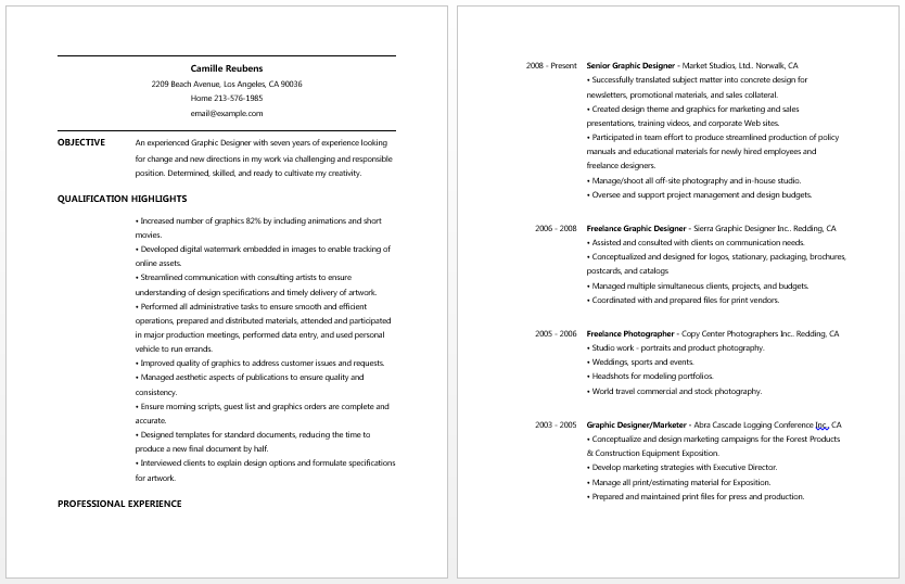 esthetician resume samples esthetician resume no experience by camille reubens - Resume Samples For Estheticians