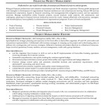 financial project management resume for project manager project manager resume sample by jesse kendall