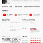 graphic design resume skills Examples of Creative Graphic Design milan chudoba