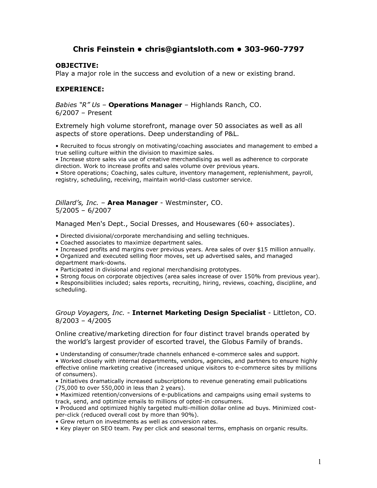 resume template for retail associate best of sales associate