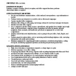 job description thumb bookkeeper job description summary