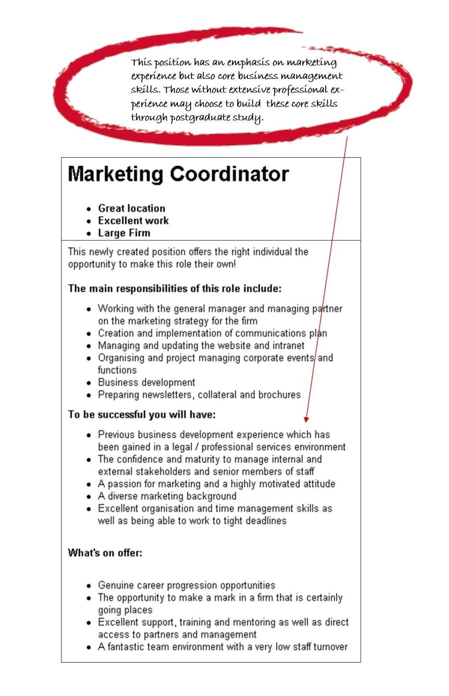marketing resume objective examples resume objective examples - Career Objective Statements For Resume