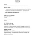 professional summary for customer service Resume Summary Samples Customer Service by richard anderson