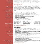 Project Manager Resume Marketing By John Andrews