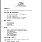 property manager resume example good skills to put on a resume for retail good skills to put on a resume for customer service good skills to put on a resume for sales