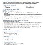 resume writing Resume Template NeoClassic Blue jane smith