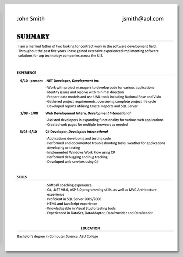 Top Skills To Put On A Resumes  SampleBusinessResume.com : SampleBusinessResume.com