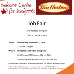 tim hortons flyer tim hortons application for employment