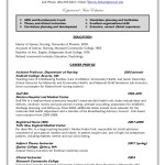 undergraduate nursing student resume resume after wendy abbott