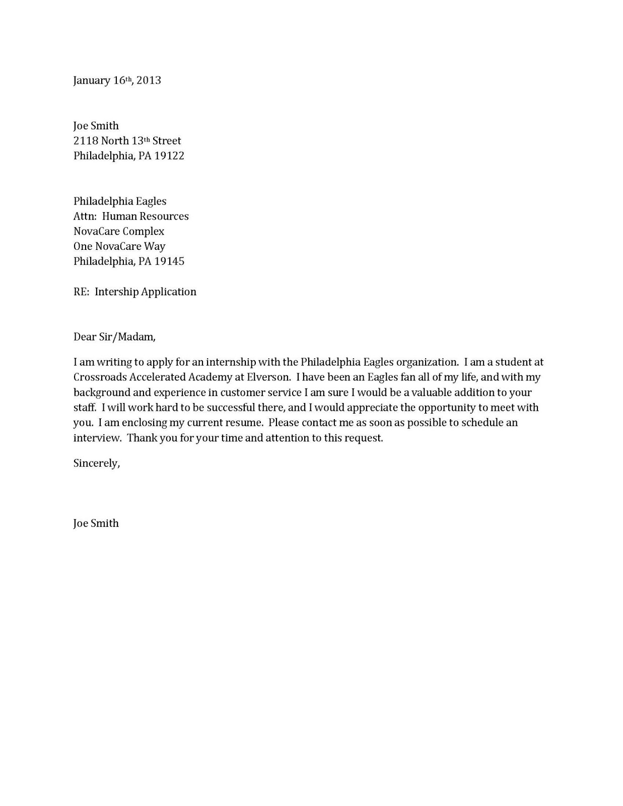 best free professional application letter samples. doc 12751650 ...