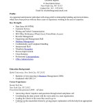 Front Desk Receptionist Sample Resume and Office Receptionist Resume Sample