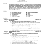 Full Time Nanny Job Description Nanny Duties Checklist and responsibilities