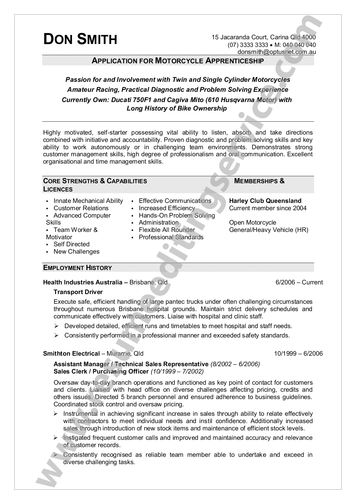 Cover Letter For Social Worker Social Work Cover Letter Example