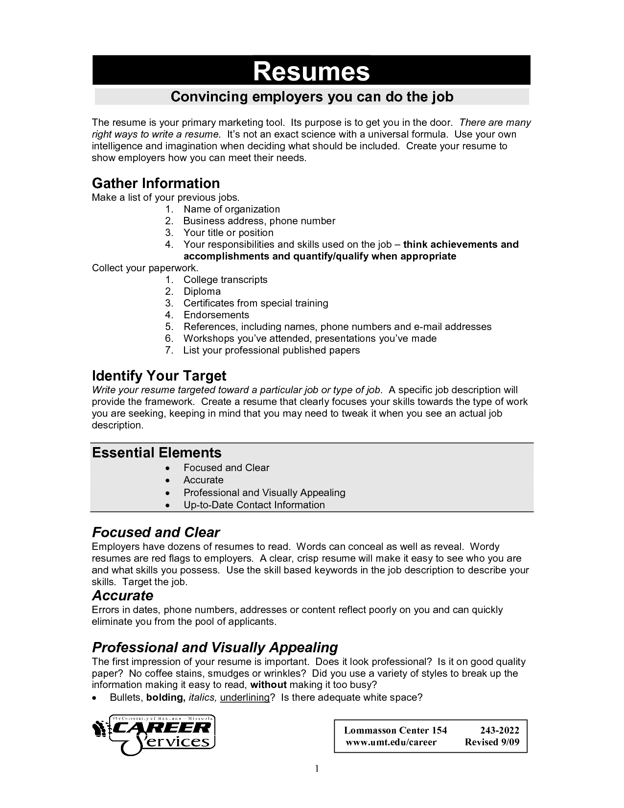Resume examples for it jobs gerhard leixl resume examples for it jobs altavistaventures Gallery
