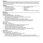 kfc jobs for delivery driver food and restaurant resume sample - Sample Resume Restaurant Team Member