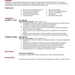 Receptionist Resume Sample receptionist administration and office support customer service