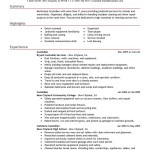 Resume for Cleaning Position house cleaning professionals house maintenance sample