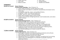 house cleaning resume housekeeping resume cleaning sample entry wwwisabellelancrayus heavenly resume templates amp examples industry how
